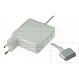 Alimentatore Apple MacBook 60W MagSafe2 16.5V 3.65A, Compatibile