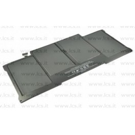 "Batteria Apple A1496 per MacBook Air 13"" A1466, 7200mAh, Compatibile"