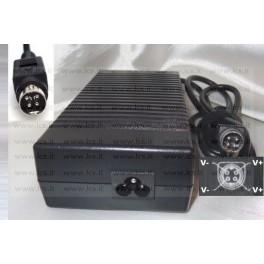 Alimentatore Asus L5, Acer Aspire 1700 1800, 4 Pin Din, 19V 7,9A 150W, Compatibile