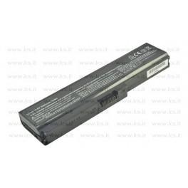 Batteria Toshiba Satellite A660 C650 C660 L630 L650 L655 U400, 5200mAh, Compatibile