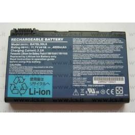 Batteria Acer Aspire 3100 5100 5110 5610 5650 9110 TM 3900, BATBL50L6, BATBL50L4, BL50L4, Compatibile