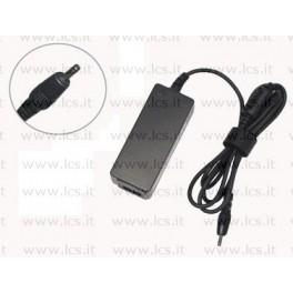 Alimentatore Samsung 19V 2.1A 40W, AD-4019P, PA-1400-14, spinotto piccolo, Netbook
