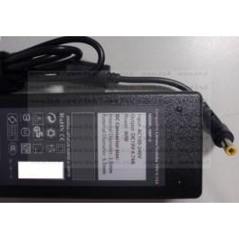 Alimentatore Toshiba 19V 4.74A 90W, PA3516E-1AC3, ADP-90SB B, Compatibile, PackardBell, ASUS e Acer con DC Jack da 2.5mm