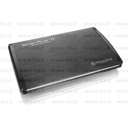 "Box Hard Disk 2.5"" SATA, USB 2.0, Thermaltake Silver River II"
