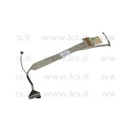 Cavo LCD HP G61, Compaq Presario CQ61 series Notebook, DD0OP6LC802 (modelli con display LCD, NO LED)