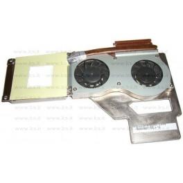 Ventole Clevo D270S (con Dissipatore) 31-D220N-104, DFB400805M90T