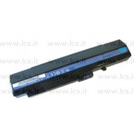 Batteria Acer Aspire ONE A110 A150 D150 D210 D250, Compatibile, Nera 5200mAh, 6 celle