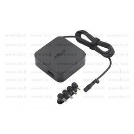 Alimentatore ASUS 90W EXA1202YH, 19V 4.74A, 4 connettori assicurano la compatibilità per una vasta gamma di dispositivi