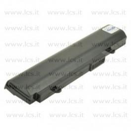 Batteria Asus Eee PC 1011PX 1015B 1015BX 1015PD 1015PE 1015PED 1015PEM 1015PX 1015T 1215N, 5200mAh 6 Celle, Nera, Compatibile