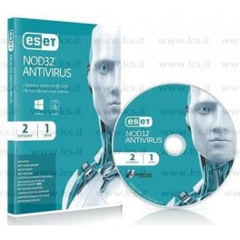 Antivirus Eset NOD 32, Full - 2 PC