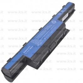 Batteria Acer Aspire 4251, 4551G, 4741ZG, 4771G, 5251, 5551G, 5552G, 5741G, 5742ZG, 7551G, 7741G, 7741ZG, 9 celle, Compatibile